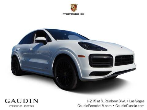 2021 Porsche Cayenne for sale at Gaudin Porsche in Las Vegas NV