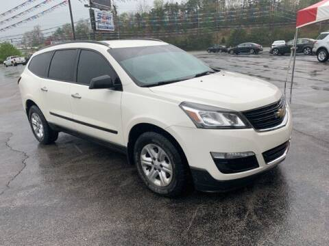 2015 Chevrolet Traverse for sale at Tim Short Auto Mall in Corbin KY