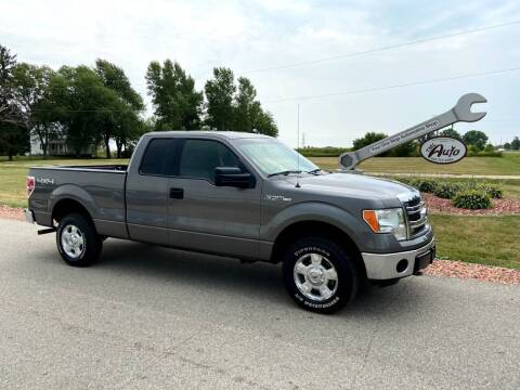 2013 Ford F-150 for sale at TML AUTO LLC in Appleton WI