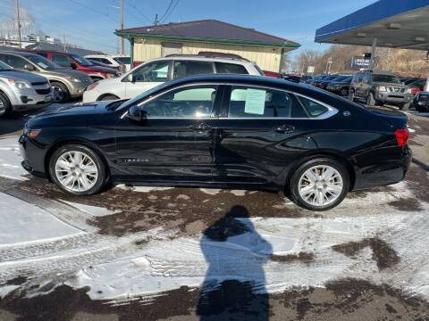 2018 Chevrolet Impala for sale at Lewis Blvd Auto Sales in Sioux City IA