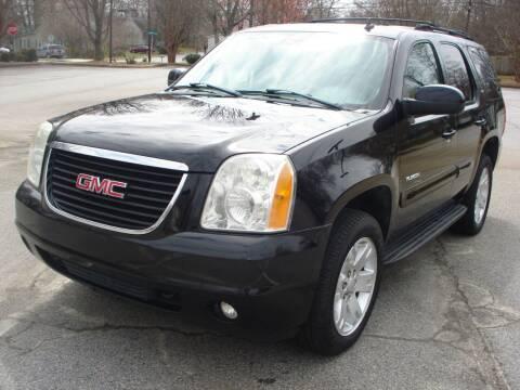 2007 GMC Yukon for sale at Uniworld Auto Sales LLC. in Greensboro NC
