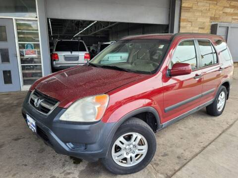 2003 Honda CR-V for sale at Car Planet Inc. in Milwaukee WI