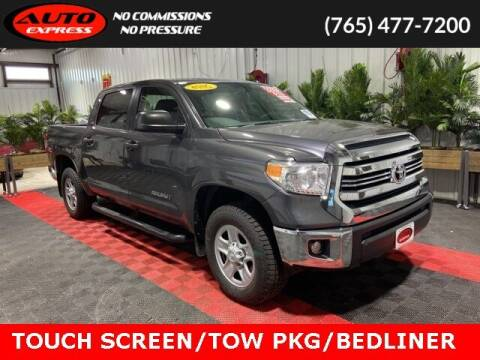 2016 Toyota Tundra for sale at Auto Express in Lafayette IN
