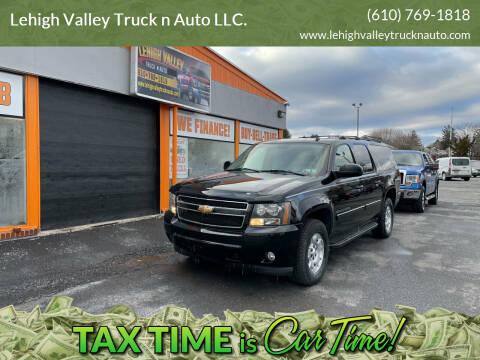 2007 Chevrolet Suburban for sale at Lehigh Valley Truck n Auto LLC. in Schnecksville PA