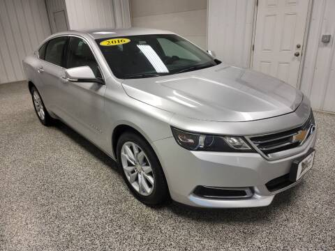 2016 Chevrolet Impala for sale at LaFleur Auto Sales in North Sioux City SD