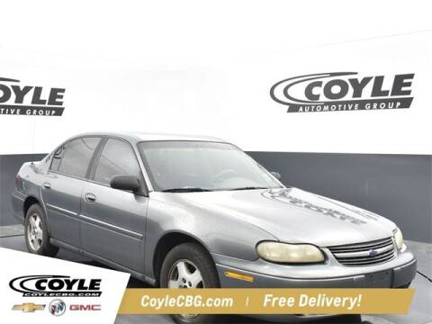 2005 Chevrolet Classic for sale at COYLE GM - COYLE NISSAN - New Inventory in Clarksville IN
