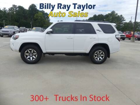 2019 Toyota 4Runner for sale at Billy Ray Taylor Auto Sales in Cullman AL