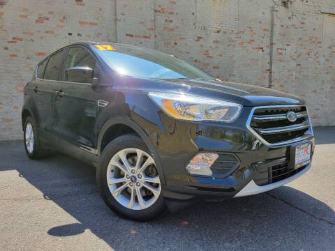 2017 Ford Escape for sale at GTR Auto Solutions in Newark NJ