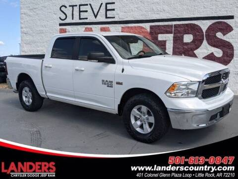 2019 RAM Ram Pickup 1500 Classic for sale at The Car Guy powered by Landers CDJR in Little Rock AR