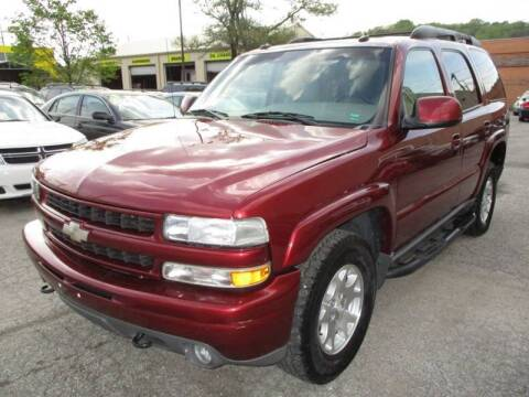 2003 Chevrolet Tahoe for sale at Ideal Auto in Kansas City KS