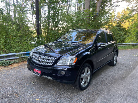 2007 Mercedes-Benz M-Class for sale at Maharaja Motors in Seattle WA