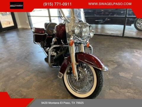 2014 Harley-Davidson FLHR Road King for sale at SOUTHWEST AUTO GROUP-EL PASO in El Paso TX