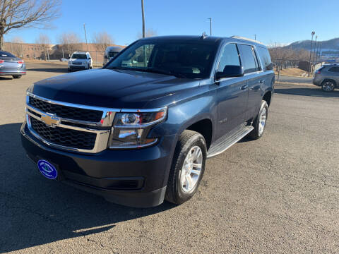 2019 Chevrolet Tahoe for sale at Steve Johnson Auto World in West Jefferson NC