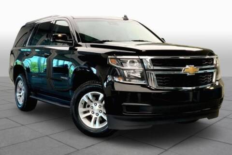 2019 Chevrolet Tahoe for sale at CU Carfinders in Norcross GA