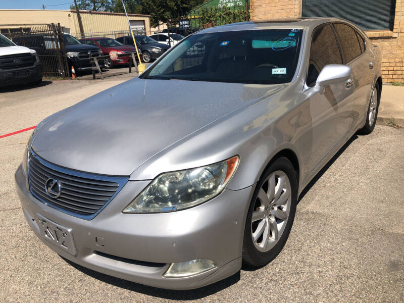 2007 Lexus LS 460 for sale at Auto Access in Irving TX