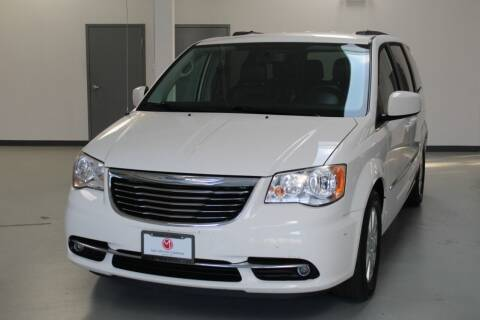 2013 Chrysler Town and Country for sale at Mag Motor Company in Walnut Creek CA