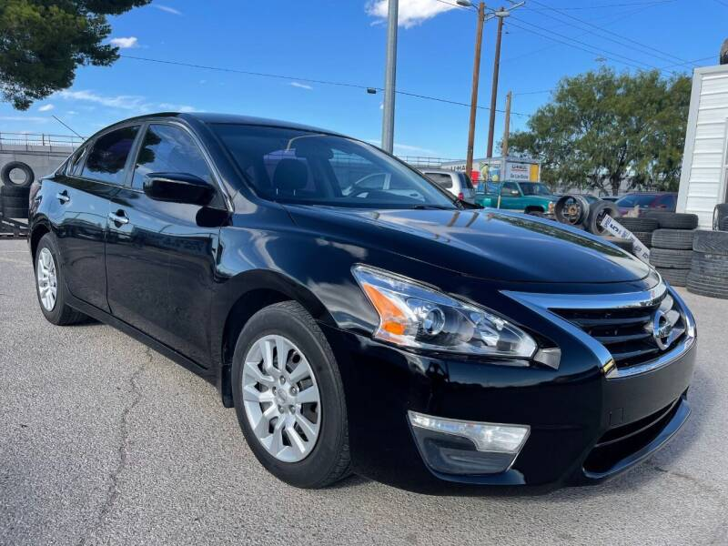 2015 Nissan Altima for sale at Eastside Auto Sales in El Paso TX