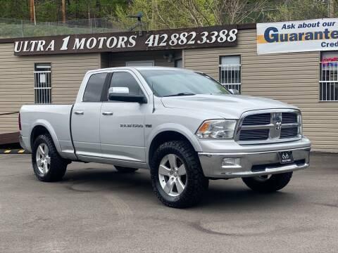 2012 RAM Ram Pickup 1500 for sale at Ultra 1 Motors in Pittsburgh PA