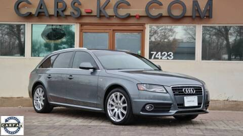 2012 Audi A4 for sale at Cars-KC LLC in Overland Park KS