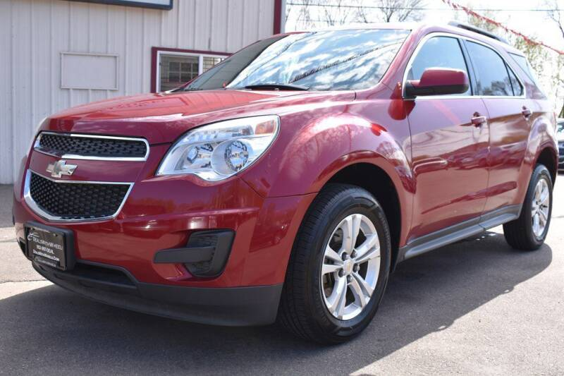 2015 Chevrolet Equinox for sale at Dealswithwheels in Inver Grove Heights/Hastings MN