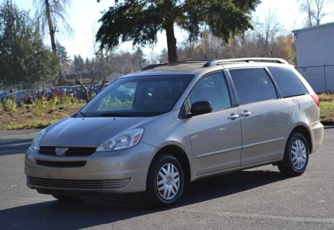 2005 Toyota Sienna for sale at Skyline Motors Auto Sales in Tacoma WA