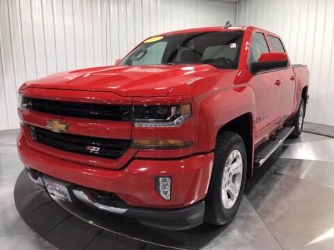 2017 Chevrolet Silverado 1500 for sale at HILAND TOYOTA in Moline IL