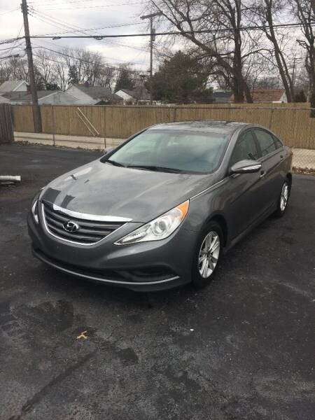 2014 Hyundai Sonata for sale at Car Now LLC in Madison Heights MI