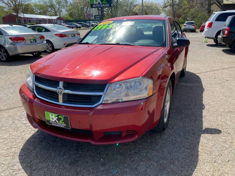 2008 Dodge Avenger for sale at BK2 Auto Sales in Beloit WI