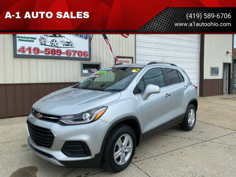 2018 Chevrolet Trax for sale at A-1 AUTO SALES in Mansfield OH