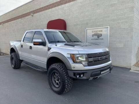 2011 Ford F-150 for sale at Hoskins Trucks in Bountiful UT