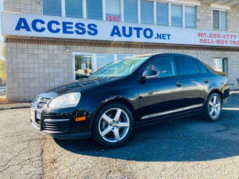 2010 Volkswagen Jetta for sale at Access Auto in Salt Lake City UT