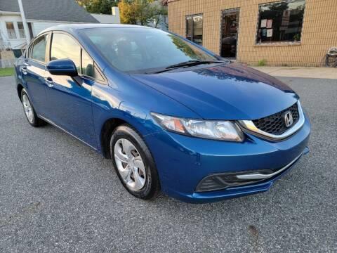 2014 Honda Civic for sale at Citi Motors in Highland Park NJ
