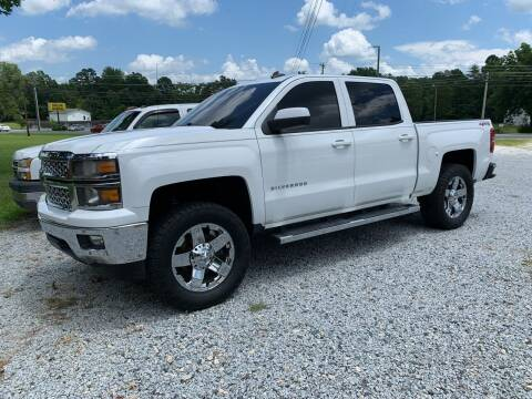 2014 Chevrolet Silverado 1500 for sale at Carolina Auto Sales in Trinity NC
