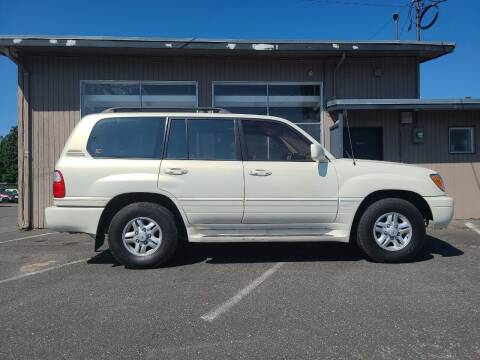 2000 Lexus LX 470 for sale at Westside Motors in Mount Vernon WA
