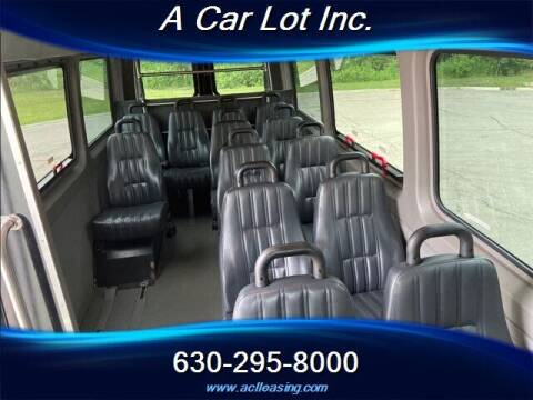 2015 Mercedes-Benz Sprinter Cab Chassis for sale at A Car Lot Inc. in Addison IL