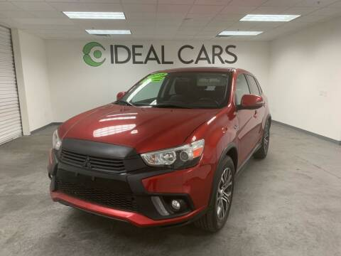 2018 Mitsubishi Outlander Sport for sale at Ideal Cars Broadway in Mesa AZ