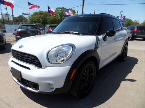 2012 MINI Cooper Countryman for sale at West End Motors Inc in Houston TX