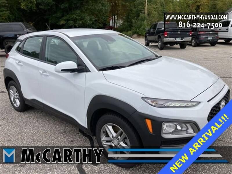 2020 Hyundai Kona for sale at Mr. KC Cars - McCarthy Hyundai in Blue Springs MO