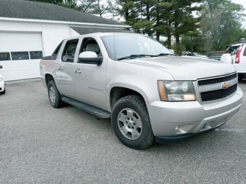 2007 Chevrolet Avalanche for sale at Easy Does It Auto Sales in Newark OH