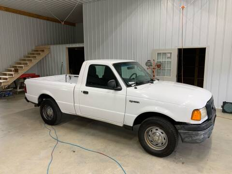 2004 Ford Ranger for sale at Simon Automotive in East Palestine OH