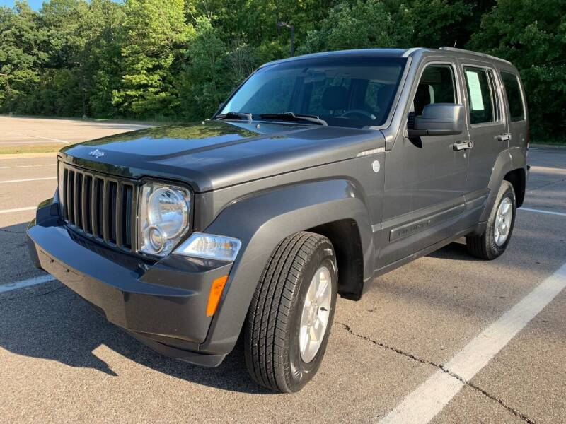 2011 Jeep Liberty for sale at Lifetime Automotive LLC in Middletown OH