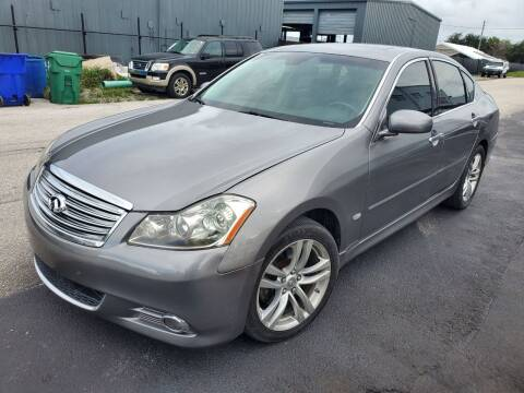 2008 Infiniti M35X for sale at All Around Automotive Inc in Hollywood FL