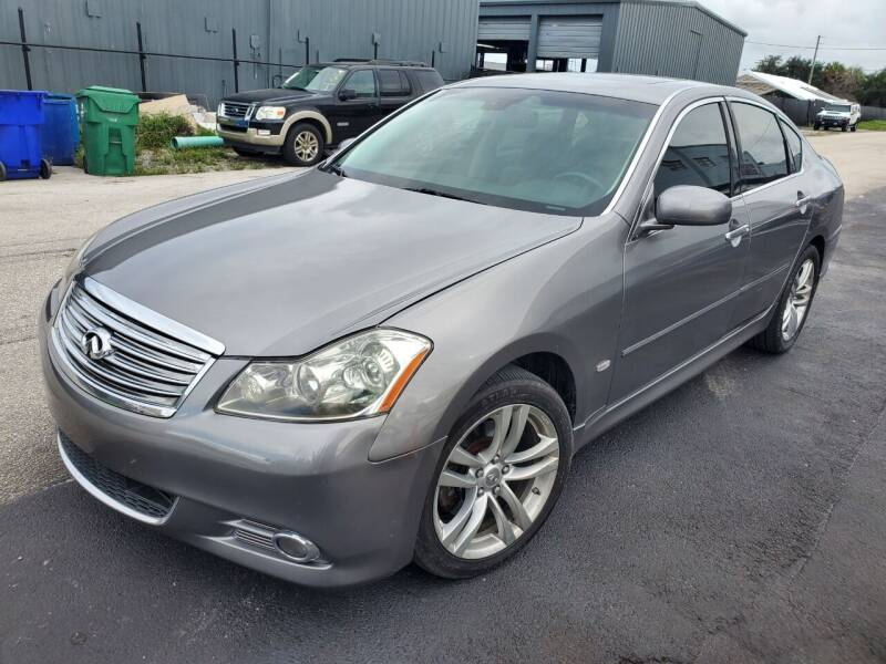 2008 Infiniti M35X for sale in Hollywood, FL