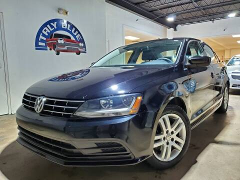 2018 Volkswagen Jetta for sale at Italy Blue Auto Sales llc in Miami FL
