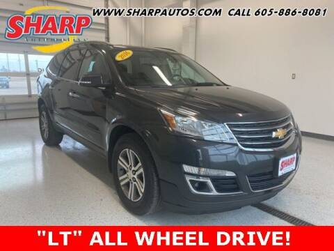 2016 Chevrolet Traverse for sale at Sharp Automotive in Watertown SD