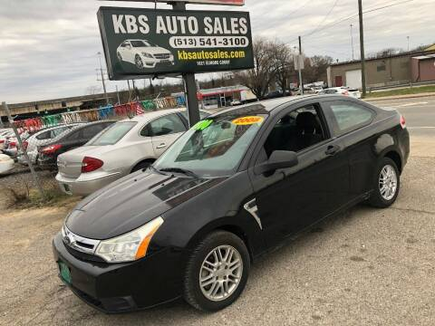 2008 Ford Focus for sale at KBS Auto Sales in Cincinnati OH