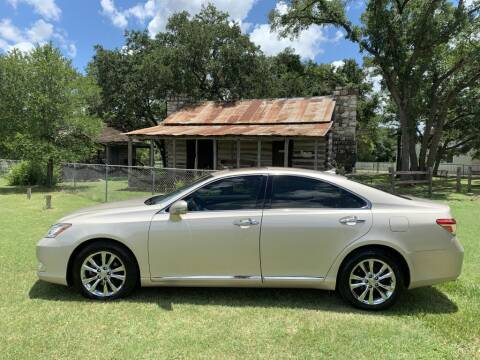 2012 Lexus ES 350 for sale at Village Motors Of Salado in Salado TX