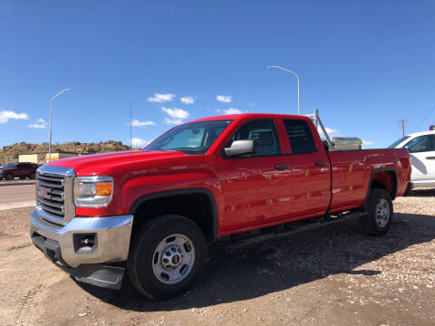 2018 GMC Sierra 2500HD for sale at 1st Quality Motors LLC in Gallup NM