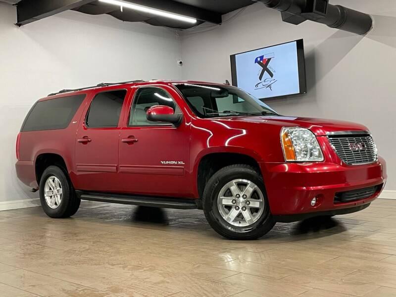 2013 GMC Yukon XL for sale at TX Auto Group in Houston TX