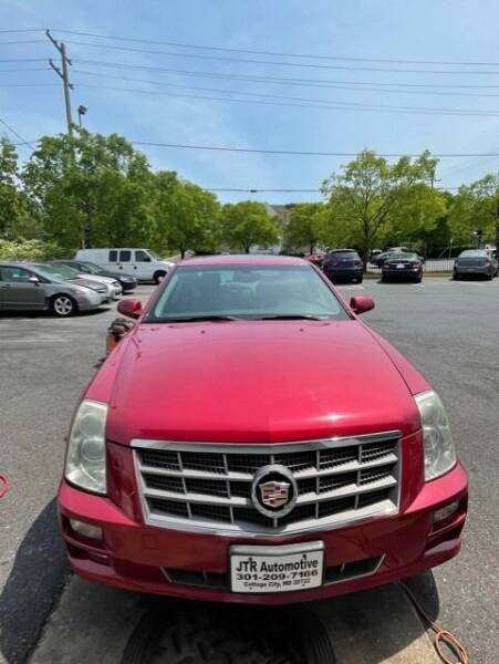 2008 Cadillac STS for sale at JTR Automotive Group in Cottage City MD